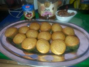 Machloket Muffins