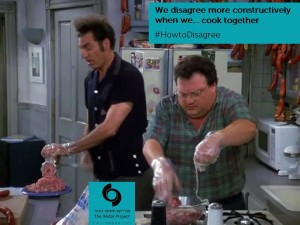 Kramer. We disagree when...